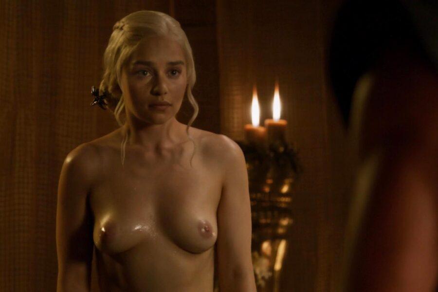 Emilia Clarke será eternamente la Daenerys de 'Juego de tronos'
