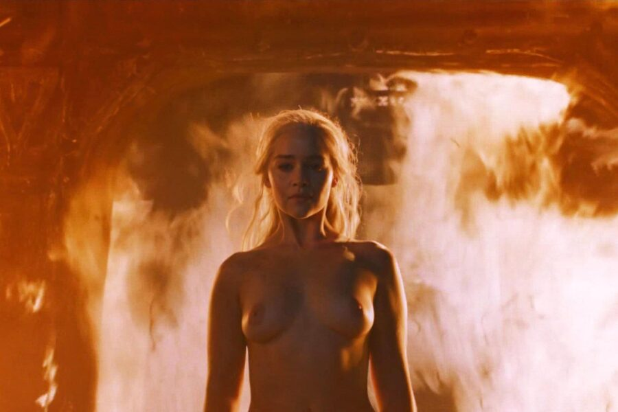 Todas las escenas de sexo de Emilia Clarke en Juego de Tronos